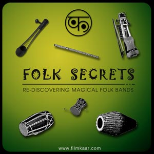 Folk Music Secret Project