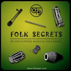 Folk Music Secret Project
