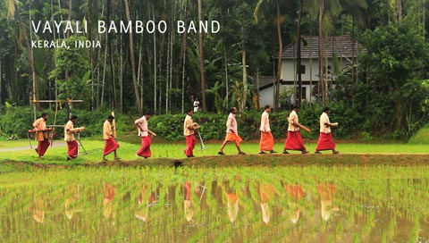 Folk Music Project